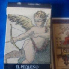 Barajas de cartas: TAROT EL PEQUEÑO ORACULO. Lote 170018456