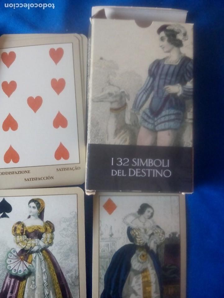 TAROT LOS 32 SIMBOLOS DEL DESTINO ENVIO ORDINARIO GRATIS (Juguetes y Juegos - Cartas y Naipes - Barajas Tarot)