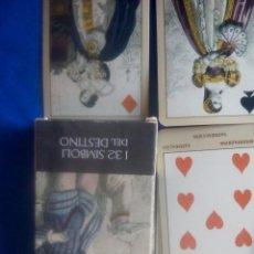 Barajas de cartas: TAROT LOS 32 SIMBOLOS DEL DESTINO. Lote 170018648