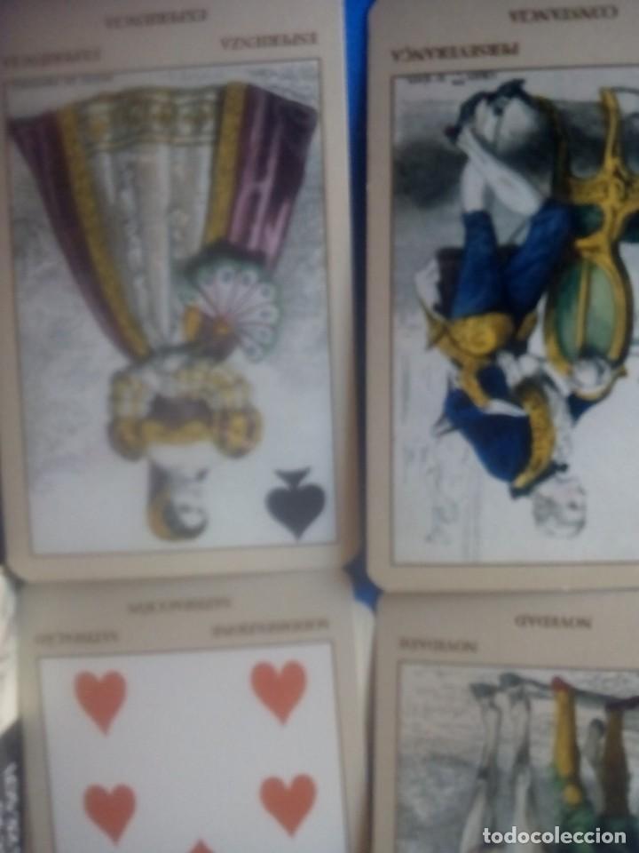 Barajas de cartas: tarot los 32 simbolos del destino envio ordinario gratis - Foto 3 - 170018648
