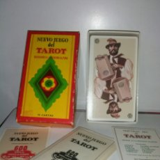 Barajas de cartas: TAROT DEDICADO A LA REGIÓN ALPINA.. Lote 170100164