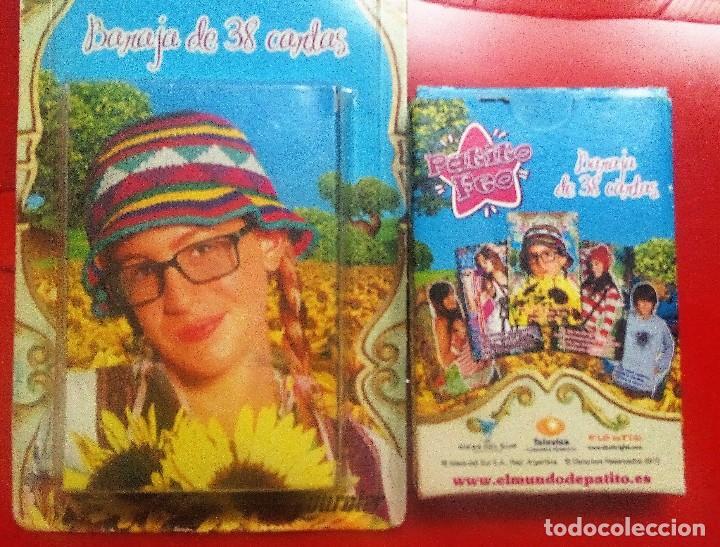 Barajas de cartas: BARAJA DE HERACLIO FOURNIER. -PATITO FEO- NUEVA- (SERIE TELEVISION)AÑO 2010 - Foto 3 - 170403022