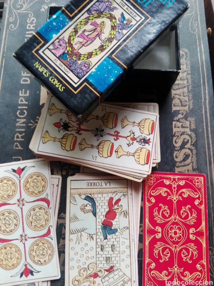 Barajas de cartas: Cartas del tarot Divination Tarot Naipes Comas - Foto 3 - 170512753