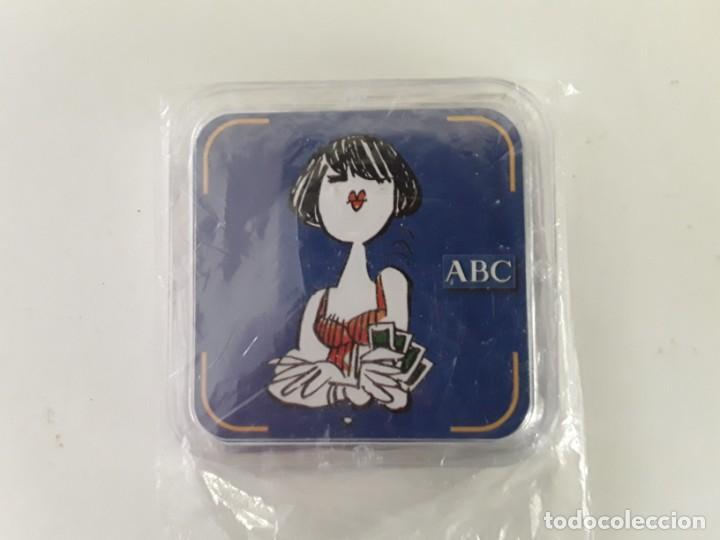 Barajas de cartas: Conjunto de juego de mus de Mingote con amarracos y posavasos también de Mingote. ABC - Foto 4 - 170524780