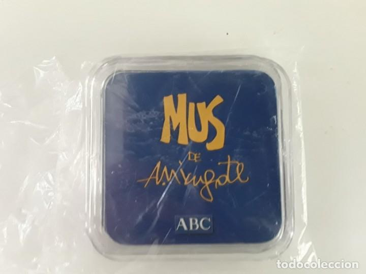 Barajas de cartas: Conjunto de juego de mus de Mingote con amarracos y posavasos también de Mingote. ABC - Foto 5 - 170524780
