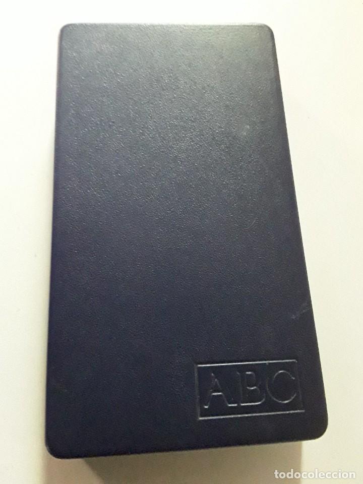 Barajas de cartas: Conjunto de juego de mus de Mingote con amarracos y posavasos también de Mingote. ABC - Foto 11 - 170524780