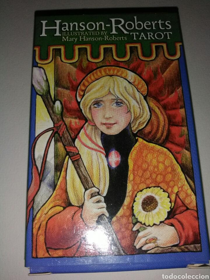 HANSON ROBERTS TAROT (Juguetes y Juegos - Cartas y Naipes - Barajas Tarot)