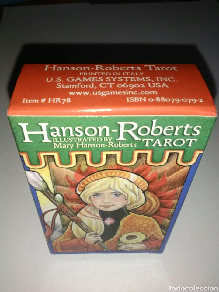 Barajas de cartas: HANSON ROBERTS TAROT - Foto 3 - 170576703