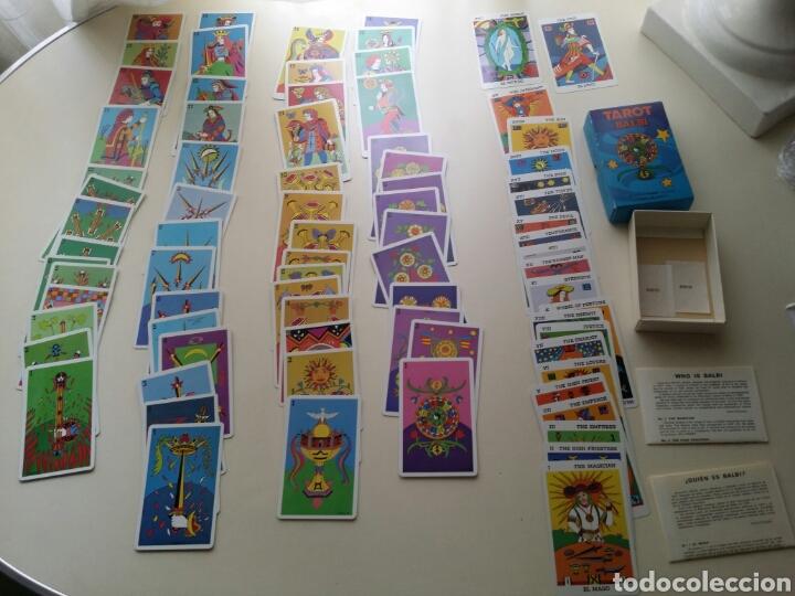 TAROT BALBI HERACLIO FOURNIER (Juguetes y Juegos - Cartas y Naipes - Barajas Tarot)