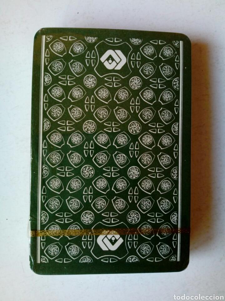 Barajas de cartas: Baraja PRECINTADA - NAIPE VIZCAINO - Diseño original Caja de Ahorros Vizcaína - 1979 - Foto 2 - 170900375