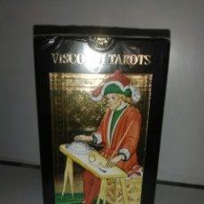 Barajas de cartas: VISCONTI TAROT.. Lote 170965832