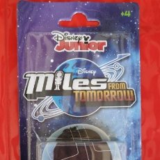 Barajas de cartas: BARAJA DE HERACLIO FOURNIER-MILES FROM TOMORROW - DISNEY JUNIOR NUEVA SIN DESPRECINTAR.BLISTER. Lote 186030862