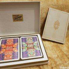Baralhos de cartas: BARAJA FOURNIER AMERICA PLAYING CARDS ARTS OF PRE-COLUMBIAN AMERICA. Lote 171241148