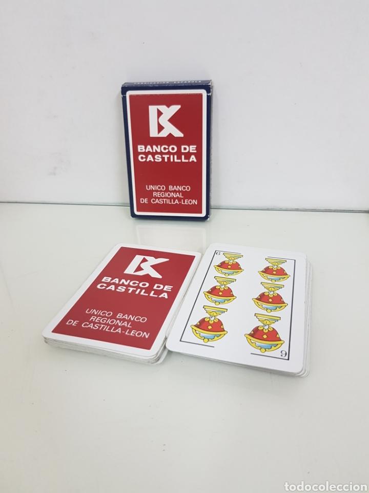 BARAJA DE 40 CARTAS DE NAIPES ESPAÑOLES FOURNIER PARA BANCO DE CASTILLA (Juguetes y Juegos - Cartas y Naipes - Baraja Española)