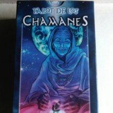 Barajas de cartas: TAROT DE LOS CHAMANES.. Lote 171570355