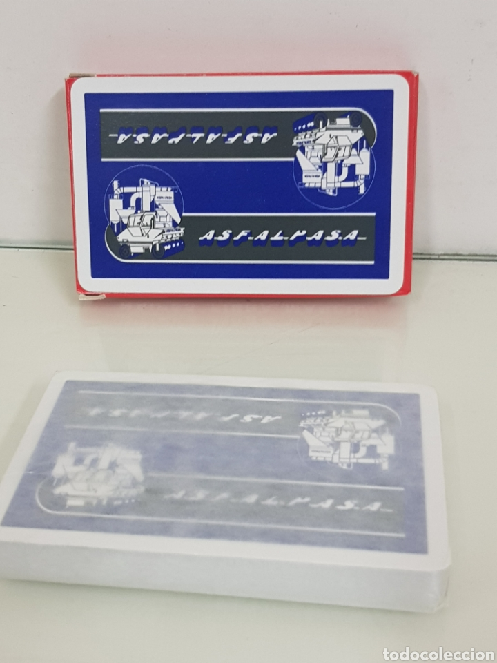 Barajas de cartas: Baraja de cartas Española con 40 naipes de la marca Fournier para asfalpasa - Foto 2 - 171605380