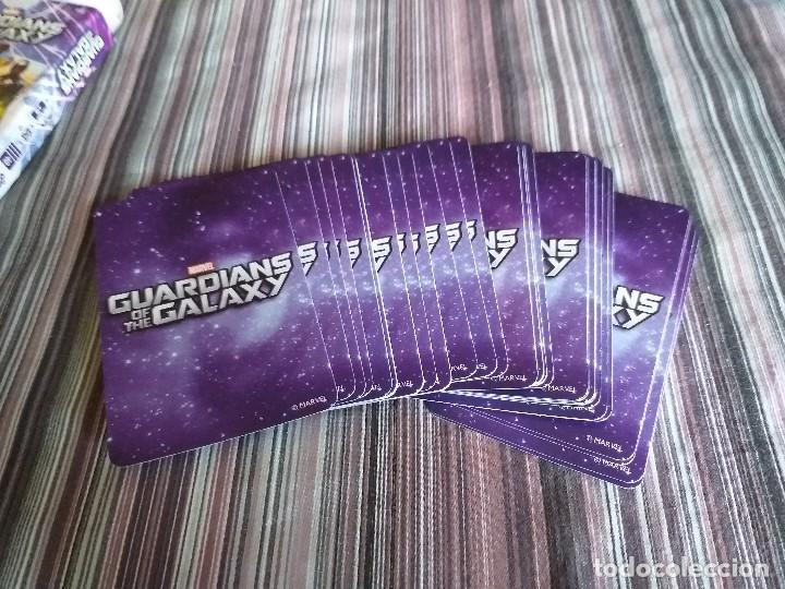 Barajas de cartas: BARAJA CARTAS MARVEL GUARDIANS OF THE GALAXY FOURNIER - Foto 5 - 171638039