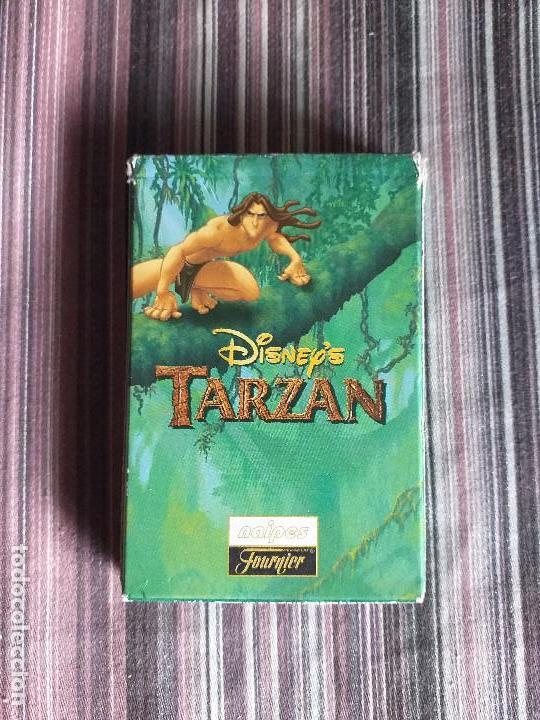 BARAJA CARTAS JUEGO TARZÁN DISNEY FOURNIER (Juguetes y Juegos - Cartas y Naipes - Barajas Infantiles)