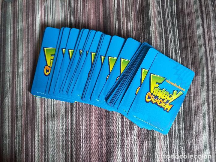 Barajas de cartas: BARAJA CARTAS JUEGO FANBOY Y CHUMCHUM NICKELODEON FOURNIER - Foto 6 - 171712584