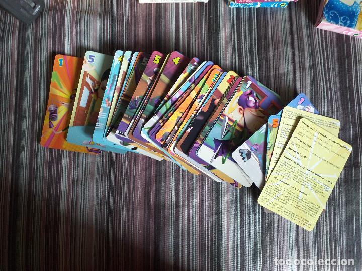 Barajas de cartas: BARAJA CARTAS JUEGO FANBOY Y CHUMCHUM NICKELODEON FOURNIER - Foto 7 - 171712584