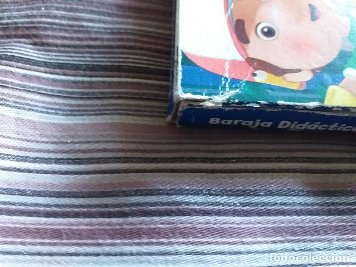 Barajas de cartas: BARAJA CARTAS JUEGO HANDY MANNY DISNEY FOURNIER - Foto 3 - 171712669