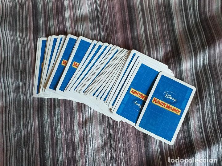 Barajas de cartas: BARAJA CARTAS JUEGO HANDY MANNY DISNEY FOURNIER - Foto 5 - 171712669