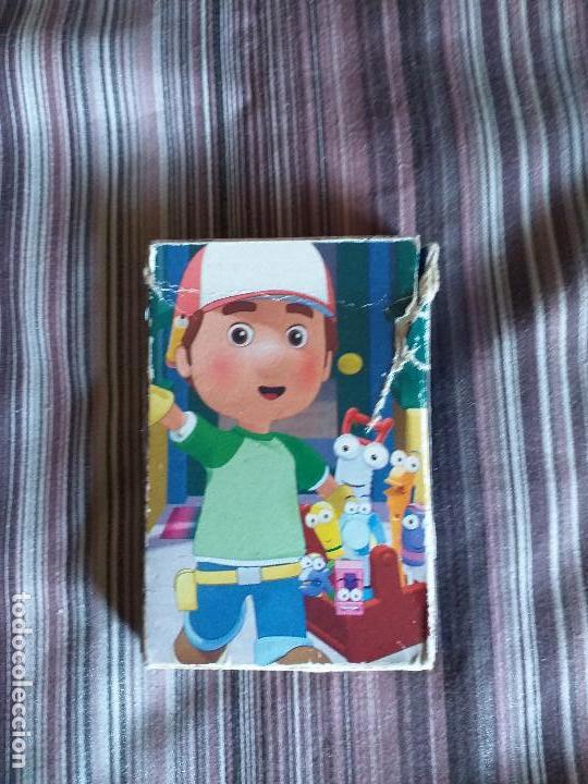BARAJA CARTAS JUEGO HANDY MANNY DISNEY FOURNIER (Juguetes y Juegos - Cartas y Naipes - Barajas Infantiles)