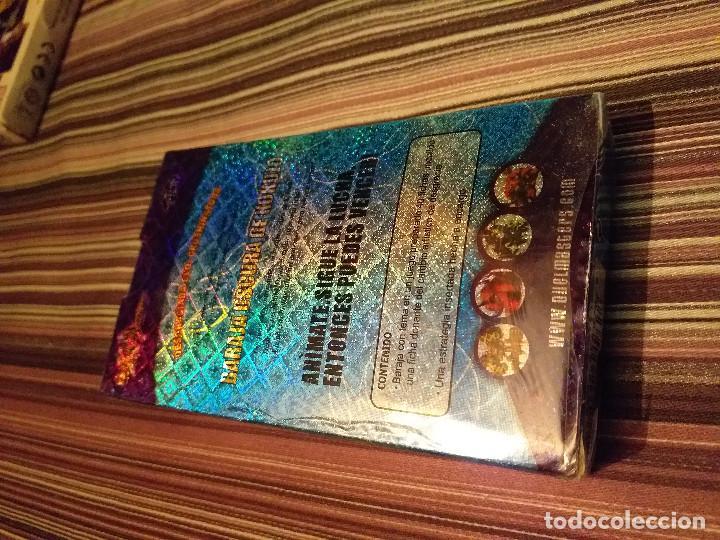 Barajas de cartas: BARAJA OSCURA DE KOKUJO PRECINTADA SIN ABRIR DUEL MASTERS WZARDS COLOR ROJO - Foto 2 - 171798805