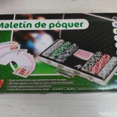 Barajas de cartas: MALETIN DE POKER. Lote 172188130