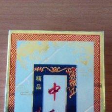 Barajas de cartas: BARAJA DE POKER. CHINA. LA BARAJA ESTA PRECINTADA.. Lote 172206557