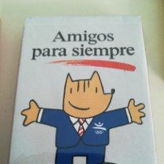 Barajas de cartas: BARAJA DE CARTAS INFANTIL DE COBI - AMIGOS PARA SIEMPRE 1988 - COOB 92 . DE HERACLIO FOURNIER COBY. Lote 277602423