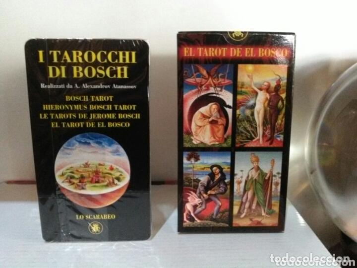 HIERONYMUS BOSCH TAROT DE EL BOSCO. A. ANNASSOV. (Juguetes y Juegos - Cartas y Naipes - Barajas Tarot)