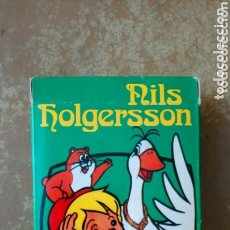 Barajas de cartas: NILS HOLGERSSON, ANTIGUA BARAJA FOURNIER COMPLETA Y SIN USO. Lote 172745902