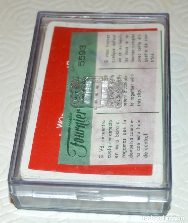 HERACLIO FOURNIER - WORLD BRIDGE OLYMPIAD - LAS PALMAS 1974 - EN CAJA 5593 (Juguetes y Juegos - Cartas y Naipes - Barajas de Póker)