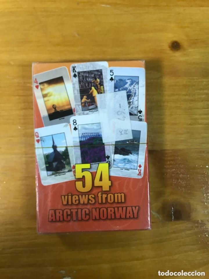 Barajas de cartas: BARAJA DE CARTAS DE POKER DE ARTIC NORWAY. - Foto 2 - 173468867