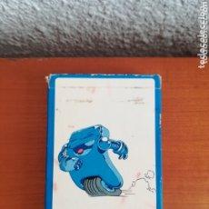 Barajas de cartas: BARAJA FOURNIER PUBLICIDAD FESTIVAL FIAT - PRECINTADA - VITORIA MOTOR. Lote 173600482