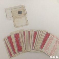 Barajas de cartas: BARAJA ANTIGUA FOURNIER 48 CARTAS. Lote 173608699