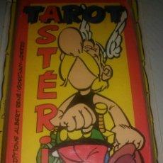 Barajas de cartas: TAROT AXTERIX.CARTAS.. Lote 173619994