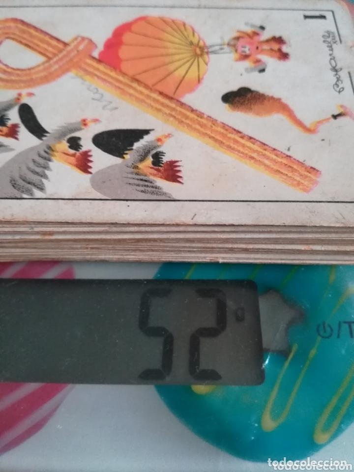 Barajas de cartas: Antigua Baraja cartas publicidad Chocolates San Fernando Ilustraciones Bofarull - 1932 - Incompleta - Foto 36 - 173866544
