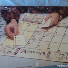 Barajas de cartas: LA ADIVINA JUEGO DE ADIVINACIÓN. Lote 173896124