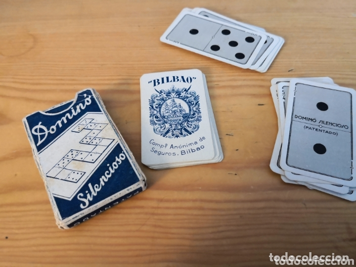 DÒMINO SILENCIOSO HERACLIO FOURNIER (Juguetes y Juegos - Cartas y Naipes - Otras Barajas)