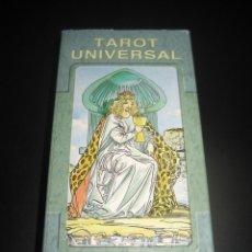 Barajas de cartas: TAROT UNIVERSAL. LO SCARABEO 2005. Lote 174097243