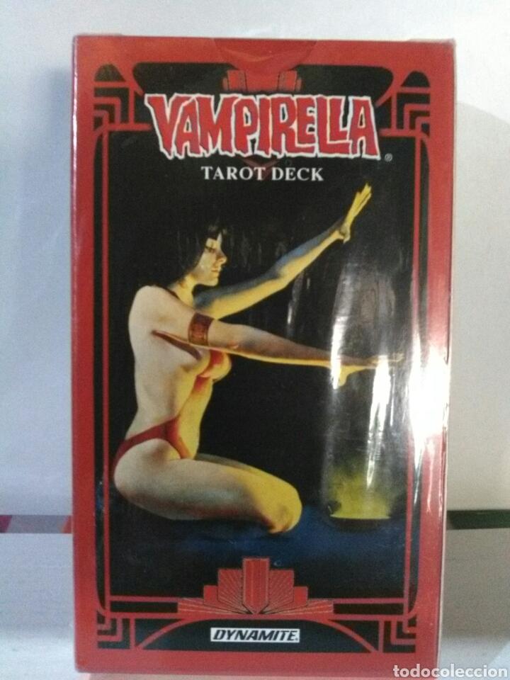 Barajas de cartas: TAROT VAMPIRELLA. - Foto 3 - 174357780