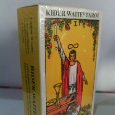 Barajas de cartas: RIDER WAITE TAROT.. Lote 174384519