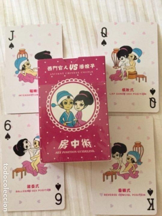 BARAJA CHINA NUEVA (Juguetes y Juegos - Cartas y Naipes - Barajas de Póker)