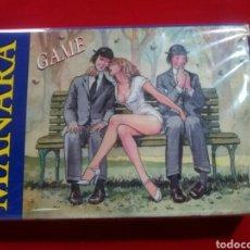 Barajas de cartas: MILO MANARA GAME BARAJA CARTAS.. Lote 174441282