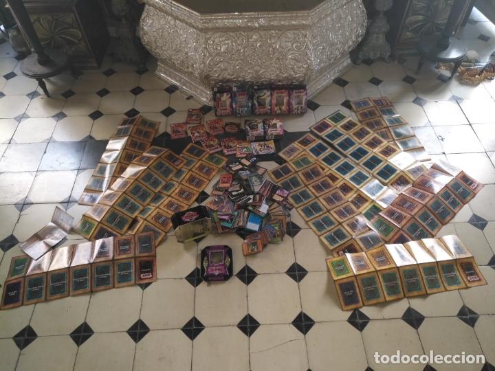 Barajas de cartas: yo gi oh gran lote tacos - trading card - cajas 1ª edicion española baraja de inicio kaiba MAGIC MTG - Foto 2 - 174494349