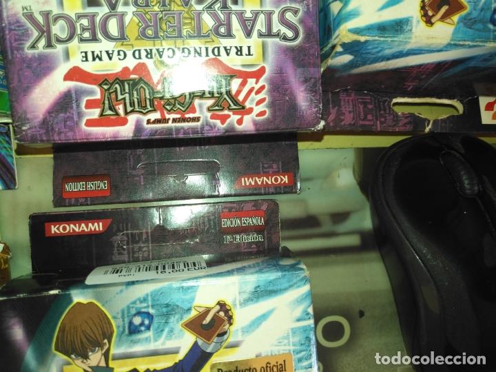 Barajas de cartas: yo gi oh gran lote tacos - trading card - cajas 1ª edicion española baraja de inicio kaiba MAGIC MTG - Foto 3 - 174494349