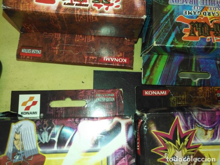 Barajas de cartas: yo gi oh gran lote tacos - trading card - cajas 1ª edicion española baraja de inicio kaiba MAGIC MTG - Foto 6 - 174494349