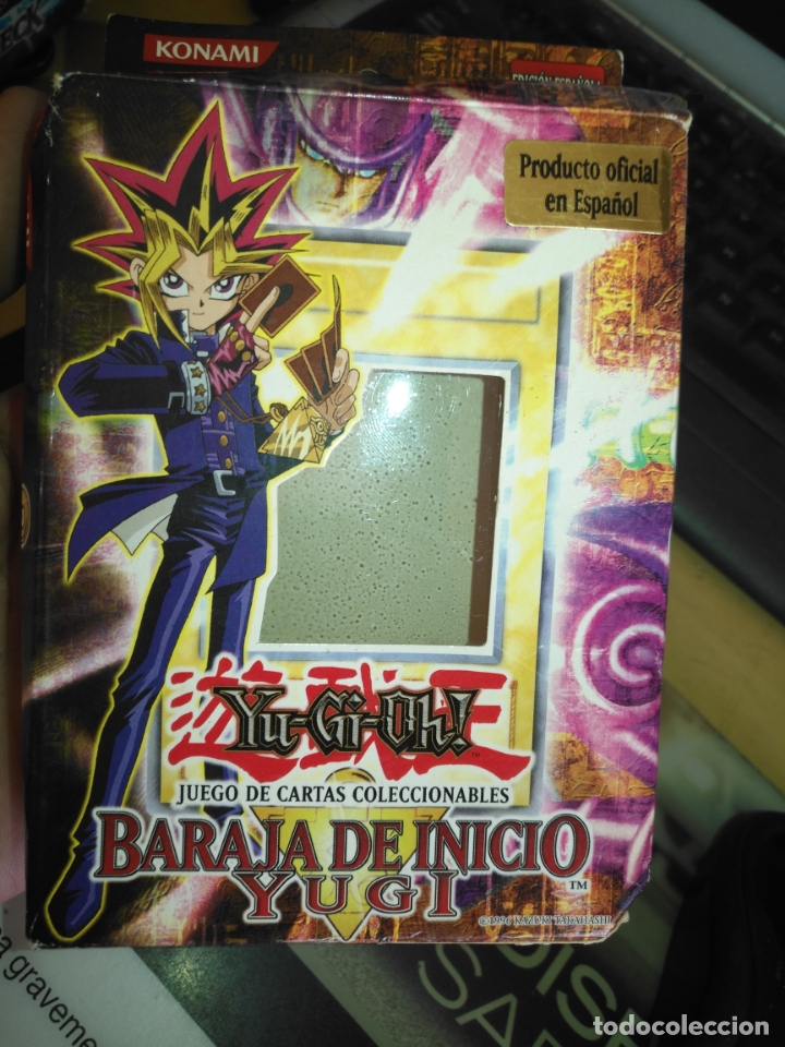 Barajas de cartas: yo gi oh gran lote tacos - trading card - cajas 1ª edicion española baraja de inicio kaiba MAGIC MTG - Foto 9 - 174494349